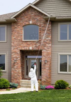 Termite Extermination Services For Oklahoma City, Moore, Norman, Edmond, and Surrounding Areas.